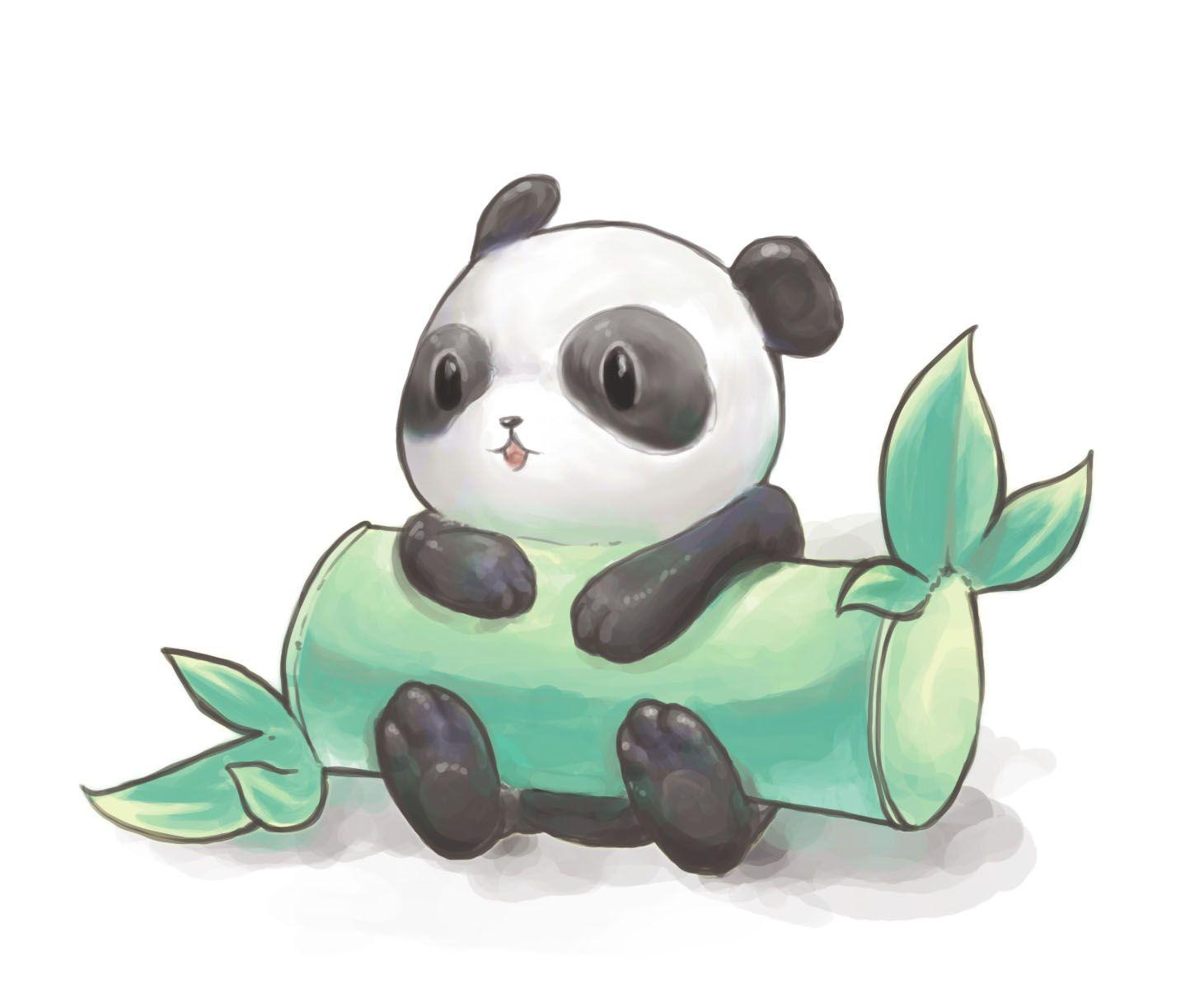 1461x1200 Panda Panda, Drawings And Animal Drawings