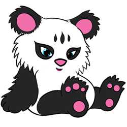 250x250 Tiger Panda Cartoon Drawing Lesson