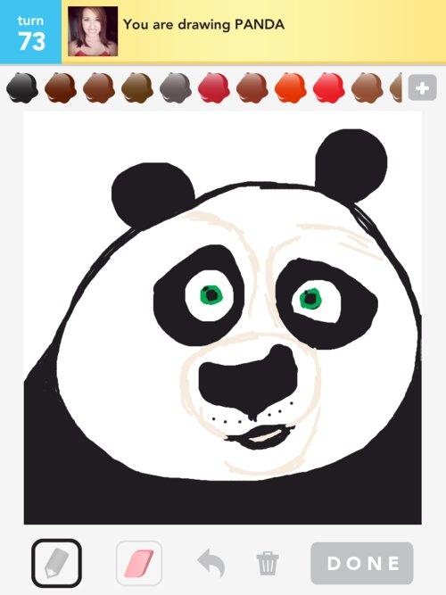 500x667 Panda Drawings
