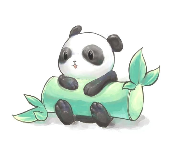 Panda Drawing Easy At Getdrawings Com Free For Personal Use Panda
