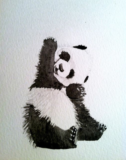 506x640 Drawing How To Maken Origami Baby Pandalso How To Draw