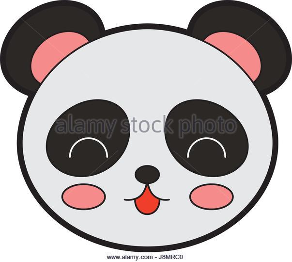 603x540 Cartoon Panda Face Stock Photos Amp Cartoon Panda Face Stock Images