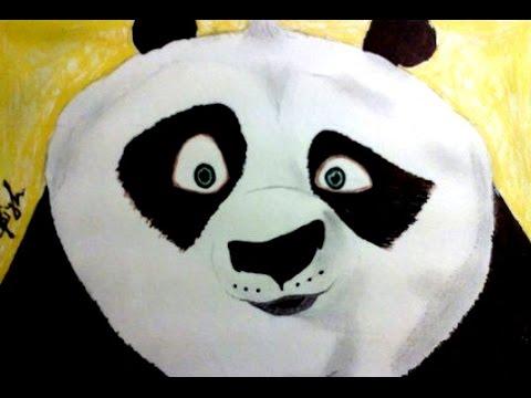 480x360 Kung Fu Panda Drawing