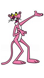150x266 Draw The Pink Panther Pink Panthers