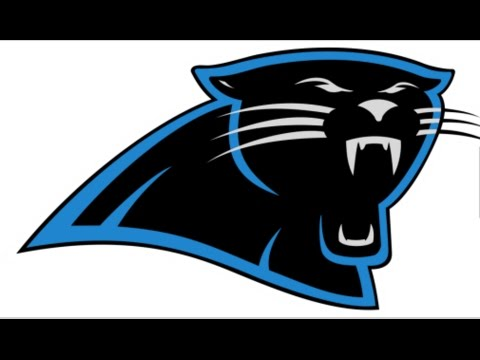 480x360 How To Draw The Carolina Panthers Logo For Kids