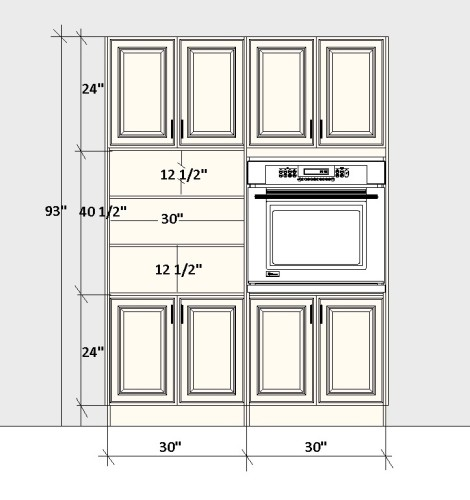 470x500 Smart Open Storage With A Custom Ikea Pantry
