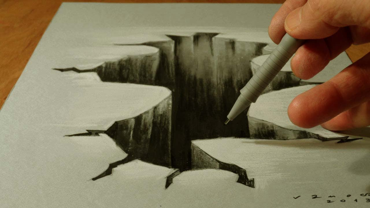 1280x720 How To Draw Hole
