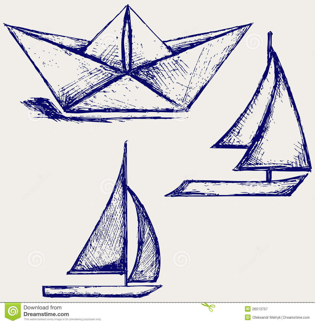 1300x1340 Paper Boat Drawing Origami Tattoos