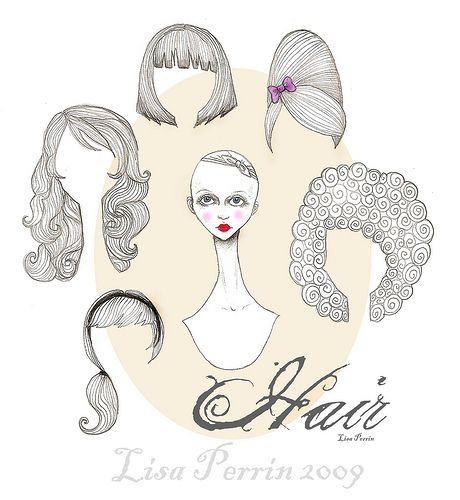 460x500 Hats And Hair Paper Dolls Dolls, Paper Toys And Crafts