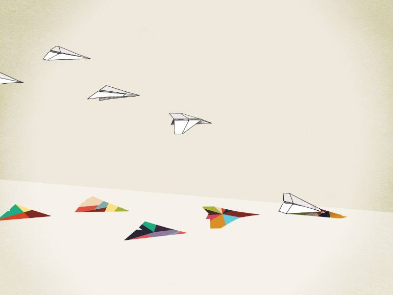 how to make jasons paper plane from paper planes