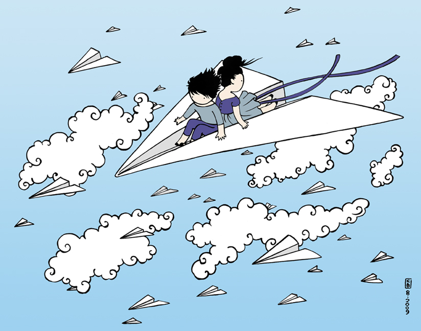 824x648 Paper Plane Paper Planes, Art Illustrations And Illustrations
