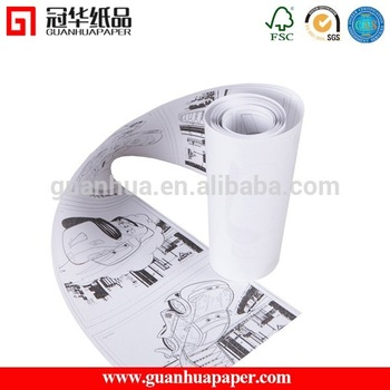 350x350 Best Selling Garment Plotter Paper,drawing Paper Roll