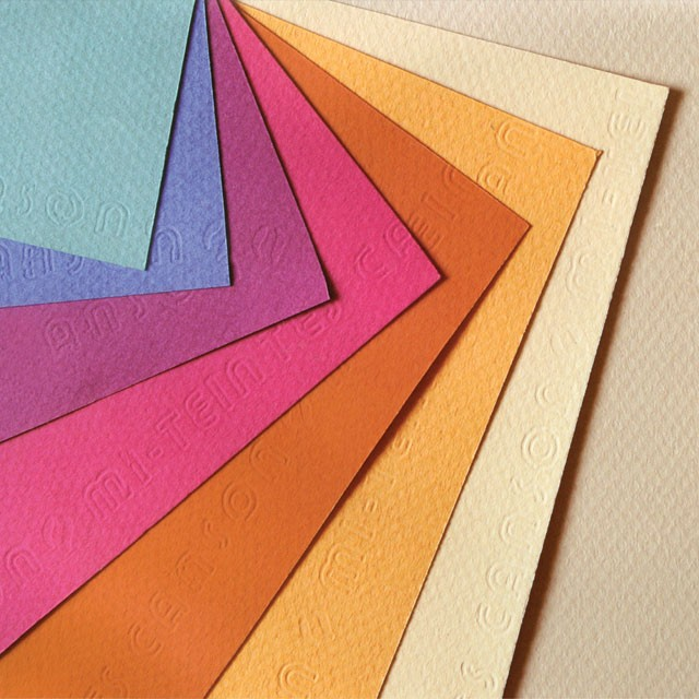 640x640 Mi Teintes Drawing Papers By Canson