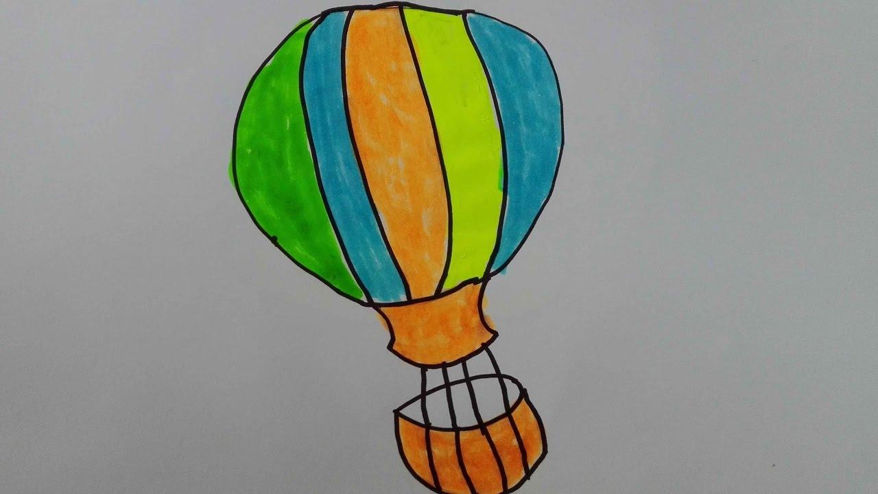 1280x720 How To Draw A Parachute Draw A Parachute Man Parachute Line