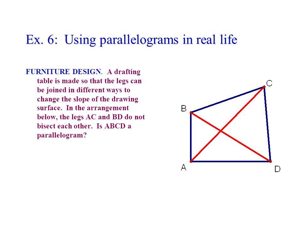 960x720 6.2 Properties Of Parallelograms