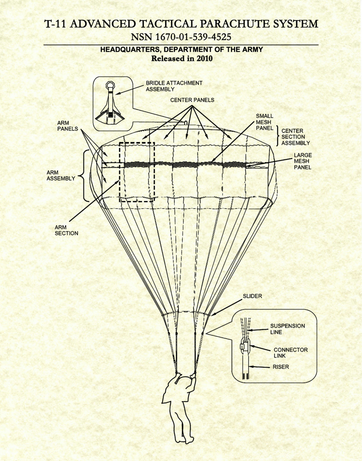 1179x1500 T 11 Parachute Drawing
