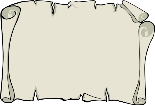600x406 Parchment Paper Landscape Clip Art Free Vector In Open Office