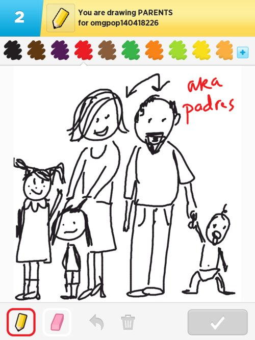 500x667 Parents Drawings