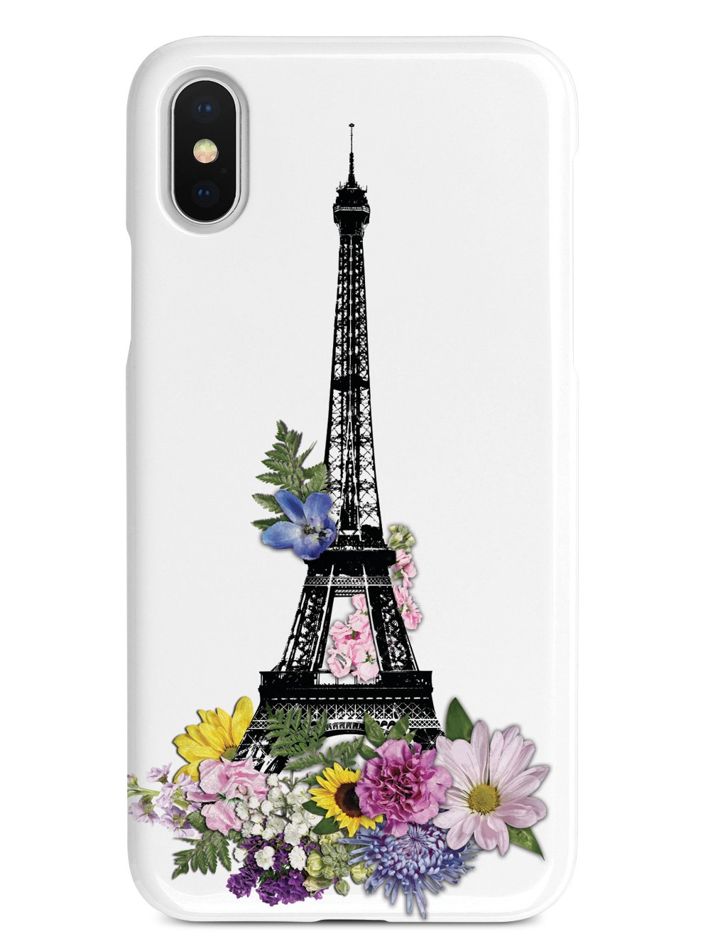 1004x1339 Eiffel Tower Drawing And Flowers