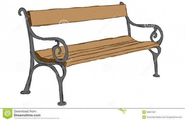 620x404 Gorgeous Drawn Bench Pencilnd In Color Drawn Bench How To Draw