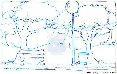 473x299 Cartoon Park