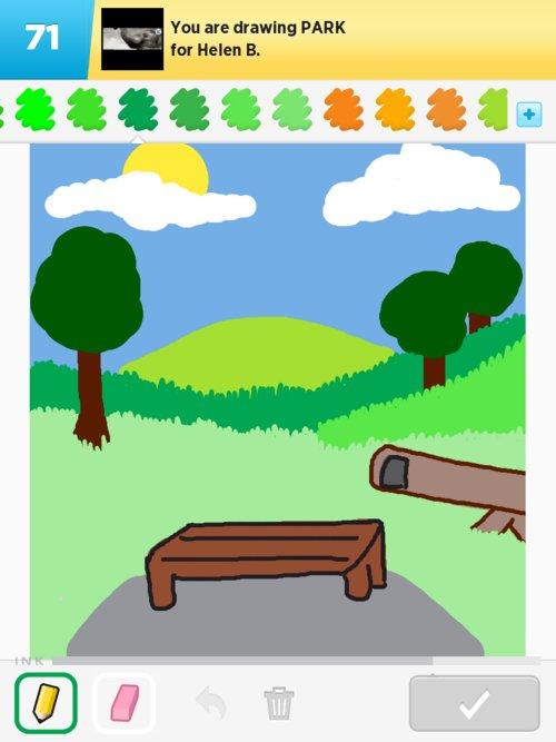 500x667 Park Drawings