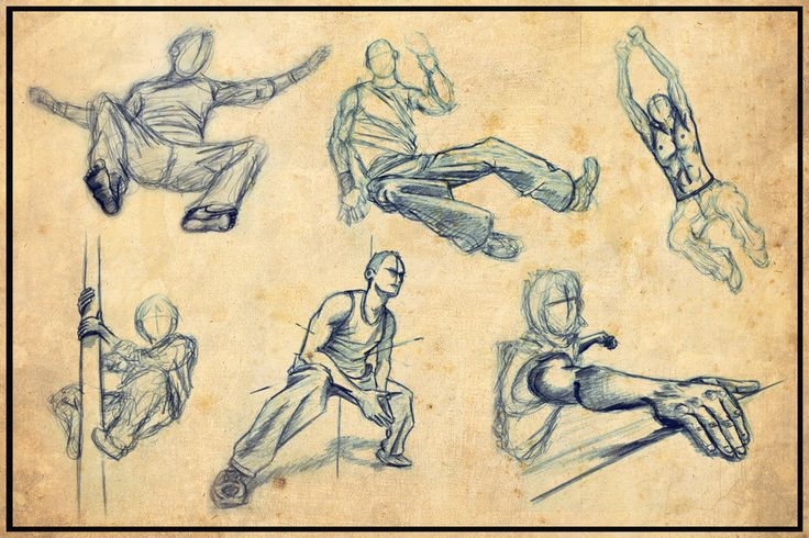 736x490 Parkour Concept Art Parkour, And Google