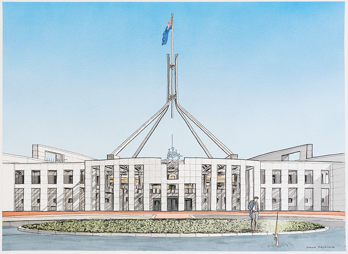 700x510 Contemporary Australian Art Parliament Of Australia