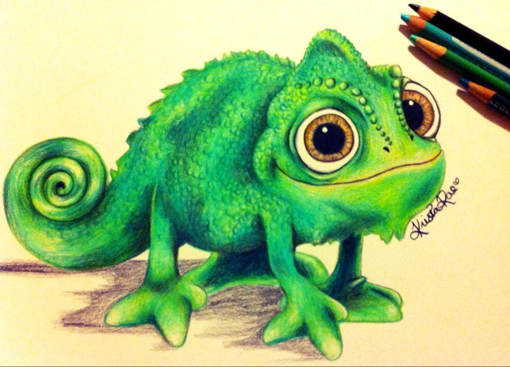 1024x737 Tangled Chameleon Clip Art Original Size Of Image