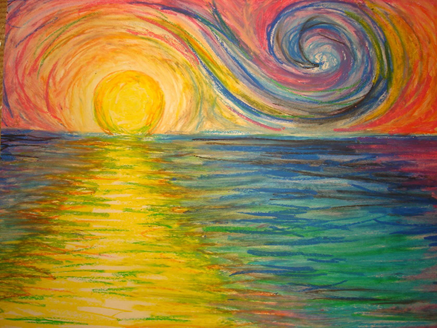 1679x1260 Easy Pastel Drawings Easy Oil Pastel Drawings Http