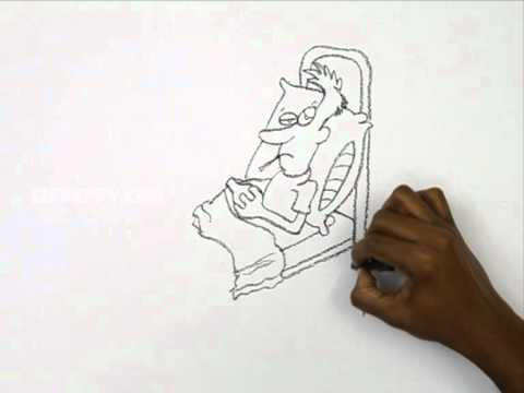 480x360 How To Draw A Cartoon Patient