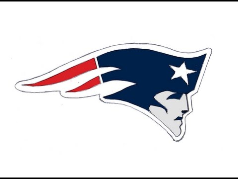 480x360 How To Draw The New England Patriots Logo (Colored)
