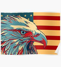 210x230 Patriotic Drawing Posters Redbubble