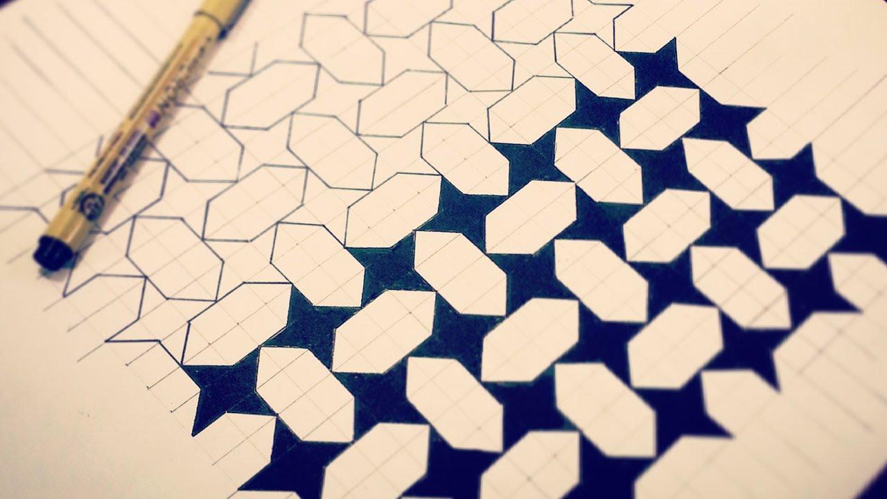 1280x720 Simple Pattern