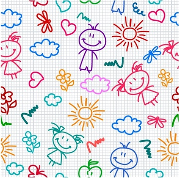 369x368 Kids Drawing Free Vector Download (90,371 Free Vector)