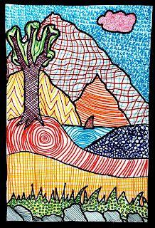 218x320 89 Best 3rd Grade Art Ideas Images On School, Teaching