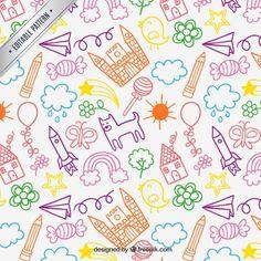 236x236 Desenhos Kid Drawings, Scrapbook And Scrap
