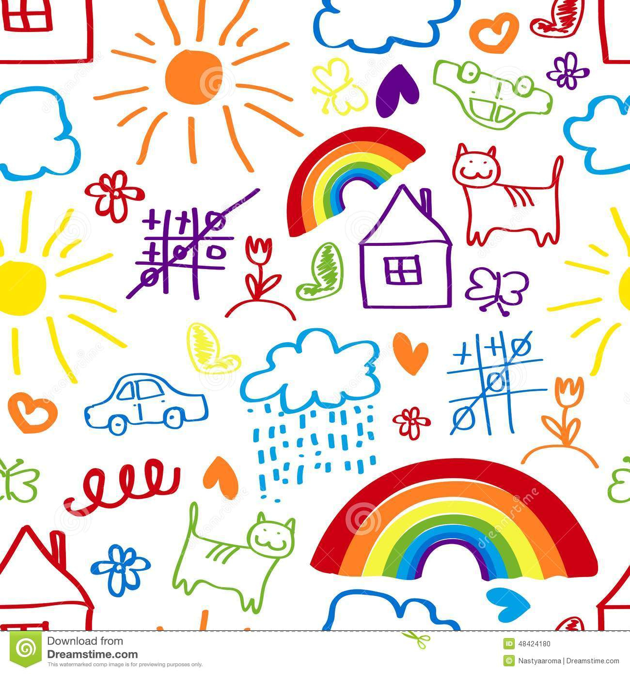 1300x1390 Drawing Patterns For Kids Easy Designs To Draw Easy Drawing