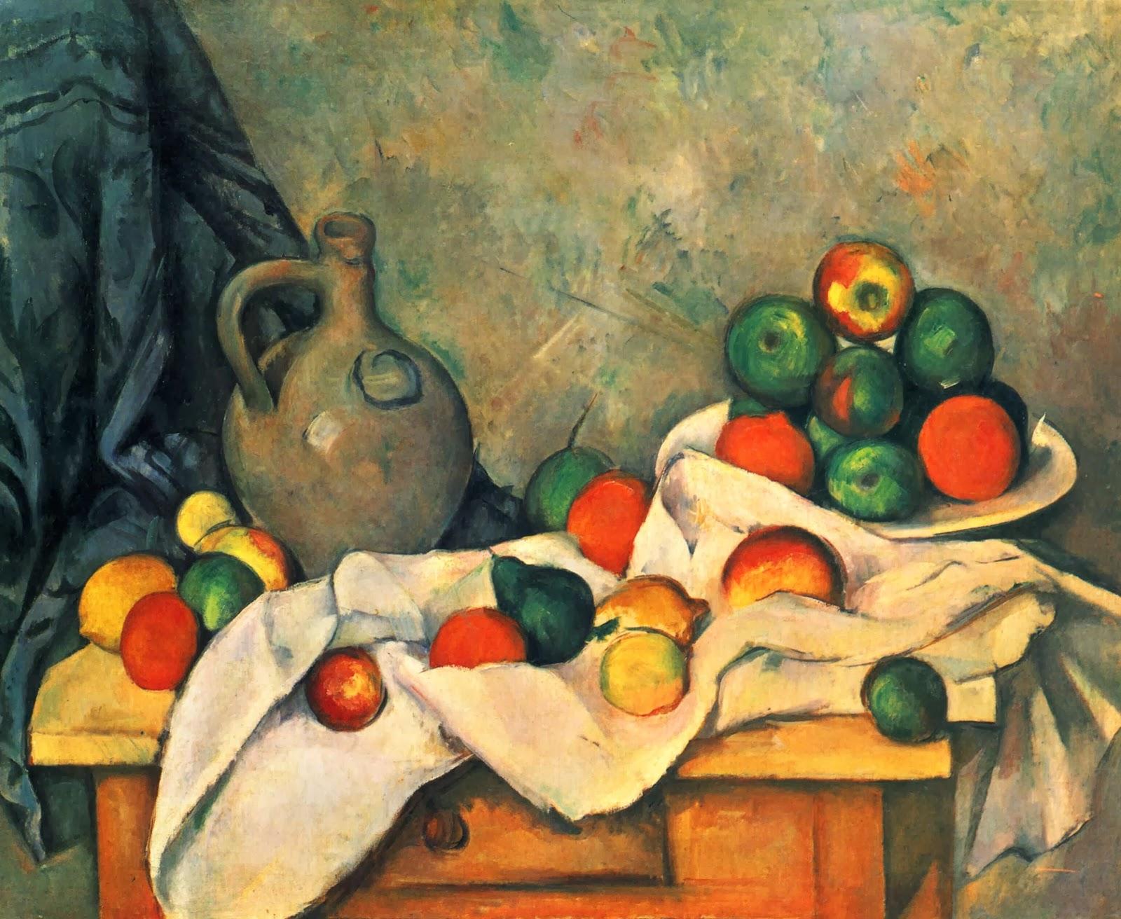 1600x1312 Famous Artwork Paul Cezanne Paintings