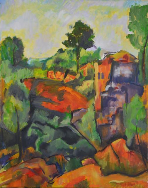 505x640 Jamie Boyatsis Artwork Paul Cezanne Copy Original Painting Oil