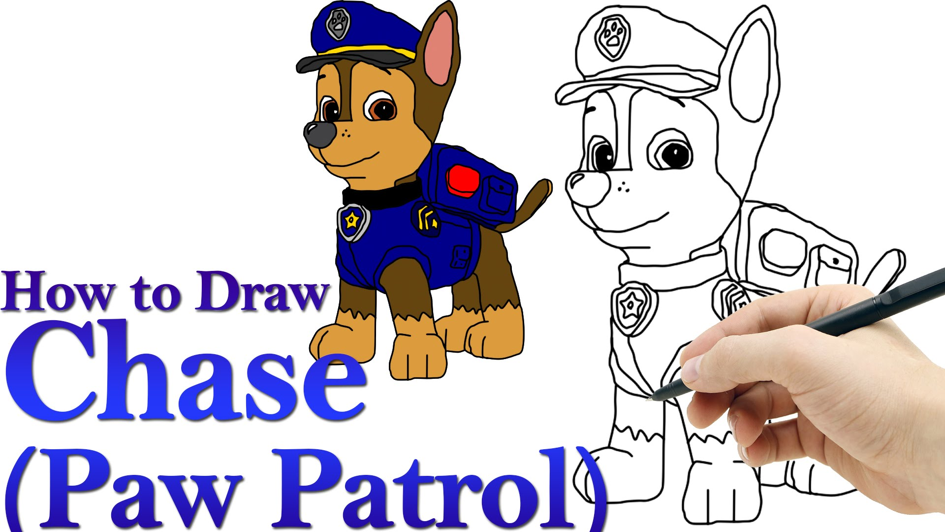 Paw Patrol Ausmalbilder A4 : Paw Patrol Chase Drawing At Getdrawings Com Free For Personal Use