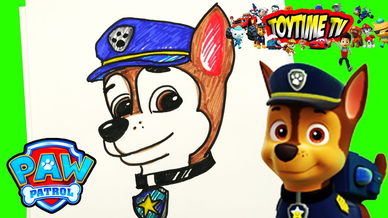 Paw Patrol Drawing Games at GetDrawings.com | Free for personal use ...
