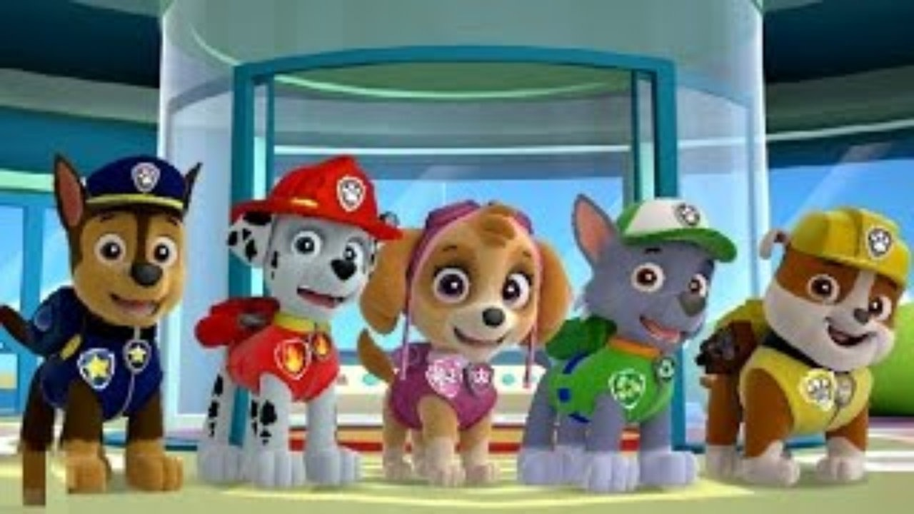 Coloring Pages Paw Patrol Rubble : Paw patrol drawing games at getdrawings free for personal