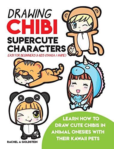 382x500 Drawing Chibi Supercute Characters Easy For Beginners Amp Kids