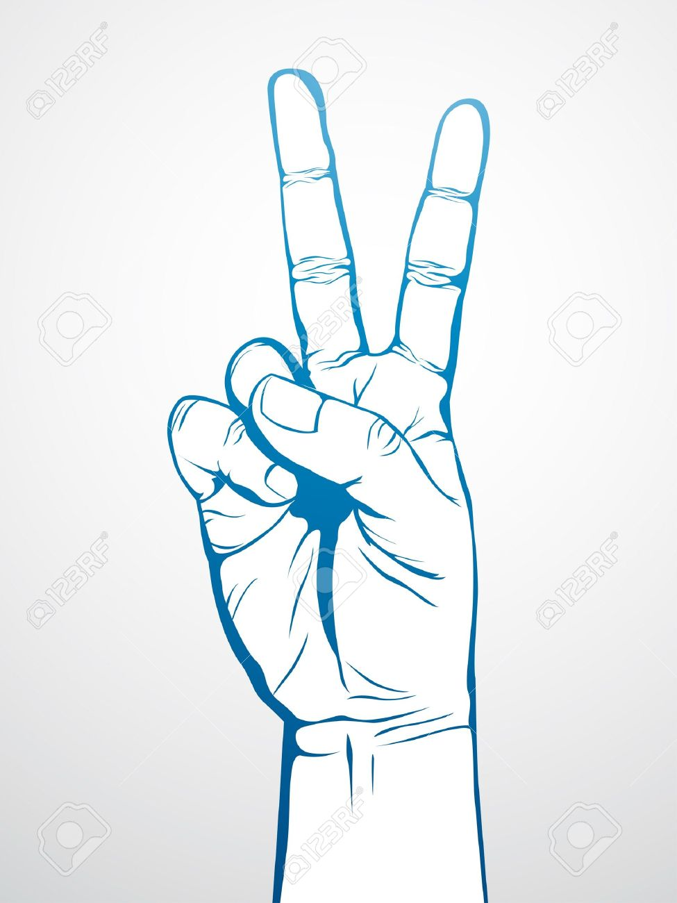 975x1300 Peace Sign Royalty Free Cliparts, Vectors, And Stock Illustration