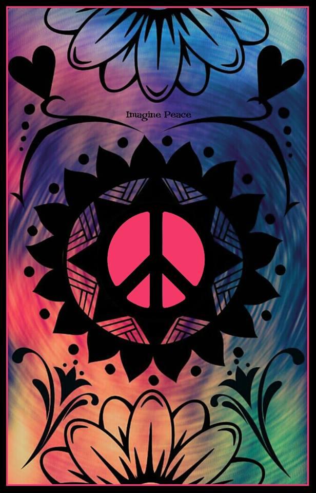 616x960 American Hippie Art .peace Sign Lt3 Hippy