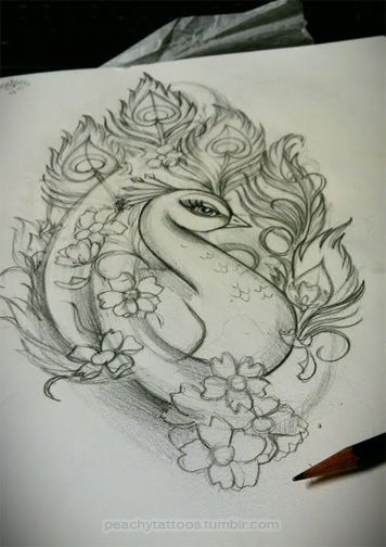 356x504 Peacock Tattoo Designs Sketch I Was Working On Today