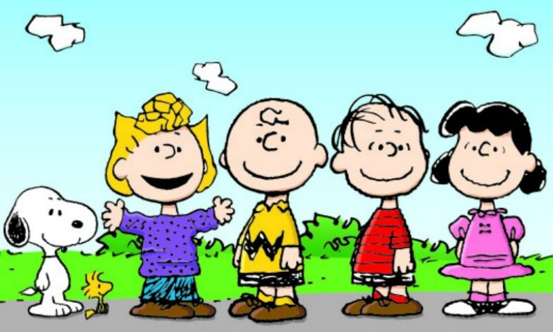 Peanuts characters drawing at free for - Charlie brown bilder ...