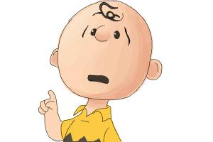 300x200 How To Draw Charlie Brown From The Peanuts Movie