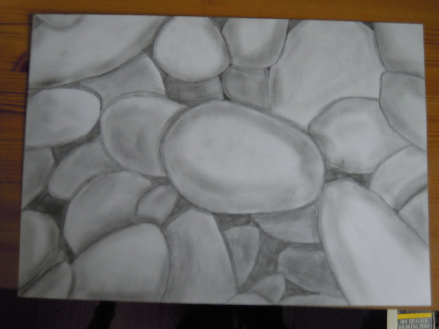 900x675 Pebbles Drawing By Awesomeizzy